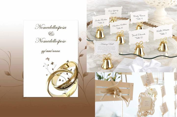 Libretti sposi - Speciale Kit Matrimonio